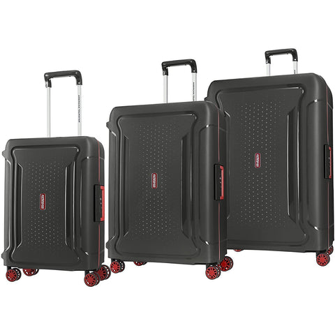 American Tourister-American Tourister Tribus Hardside Luggage with Dual Spinner Wheels-bags-packs.com