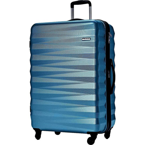 American Tourister-American Tourister Triumph NX 28 Inch Expandable Hardside Checked Spinner Luggage-bags-packs.com