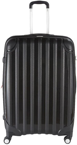 Andare-Andare Miami Hardside Spinner Upright, Black-bags-packs.com