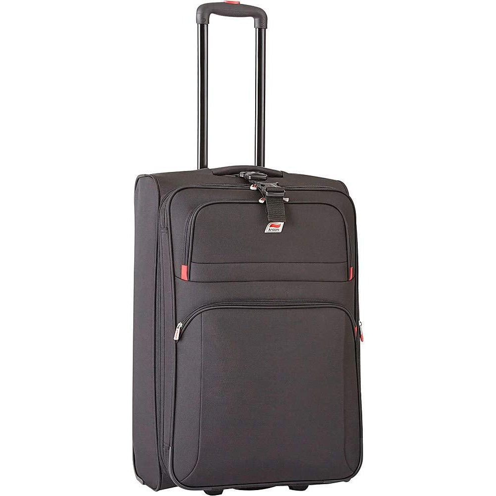 Andare-Andare Monterrey-2 26 Inch 2 Wheel Upright Checked Bag-bags-packs.com