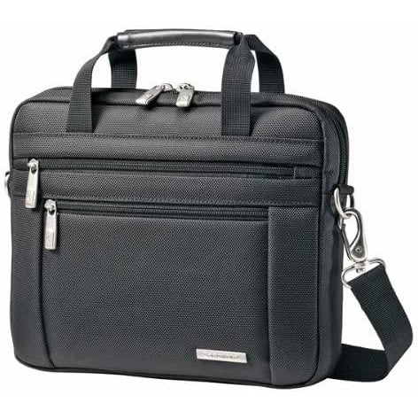BB Bags&Backpacks-Samsonite Black Classic Netbook/iPad Shuttle-bags-packs.com