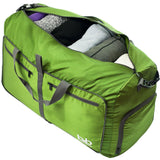 B&B-B&B 80L Extra Large Duffle Bag with Pockets - Waterproof Duffel Bag for Women and Men-bags-packs.com