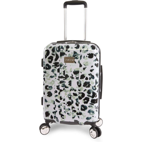 "bebe-BEBE Abigail 21"" Hardside Carry-on Spinner Luggage-bags-packs.com"