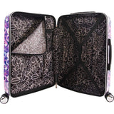 bebe-BEBE Gia 3pc Suitcase Set with Spinner Wheels-bags-packs.com