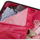 "bebe-BEBE Luggage Abigail 29"" Hardside Check in Spinner-bags-packs.com"