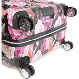 "bebe-BEBE Marie 21"" Hardside Carry-on Spinner Luggage-bags-packs.com"
