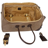 "Bric's-Bric's Life Collection 21"" Carry-On Rolling Duffle-bags-packs.com"