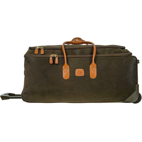 Bric's-Bric's Luggage Life 28 Inch Rolling Duffle-bags-packs.com