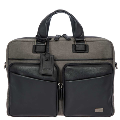Bric's-Bric's Monza Business Briefcase BR207705-bags-packs.com
