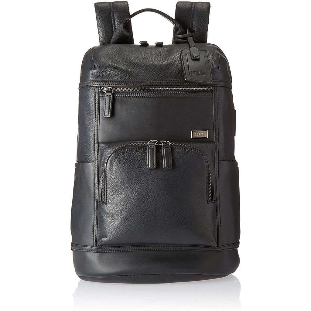 Bric's-Bric's Torino Leather Urban Laptop|tablet Business Backpack Business Backpack-bags-packs.com