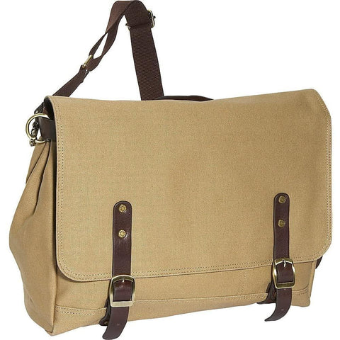 Clava-Clava Redford Collection - Canvas Courier Bag-bags-packs.com