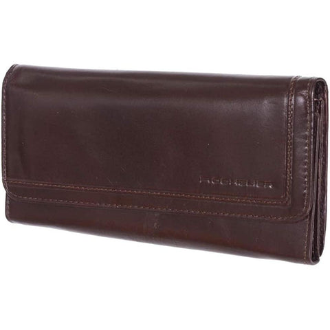 Club Rochelier-Club Rochelier Clutch Wallet with Outside Pocket-bags-packs.com