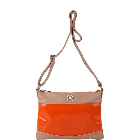 Club Rochelier-Club Rochelier Color Block Crossbody-bags-packs.com