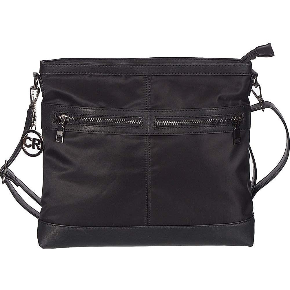 Club Rochelier-Club Rochelier Multi Zipper Compartment Crossbody-bags-packs.com