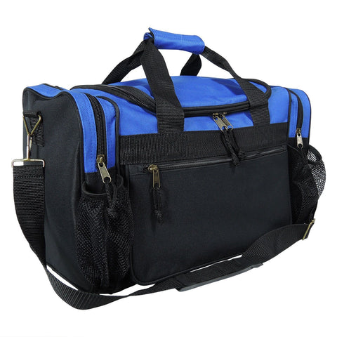 "DALIX-DALIX 17"" Blank Duffle Bag for Gym-bags-packs.com"