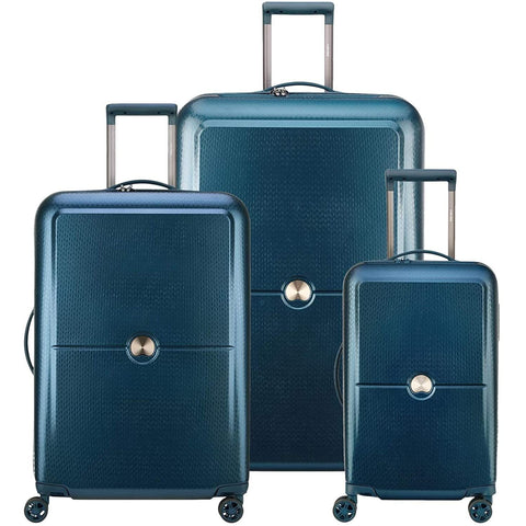 DELSEY Paris-DELSEY Paris Turenne 3 Piece Spinner Set-bags-packs.com