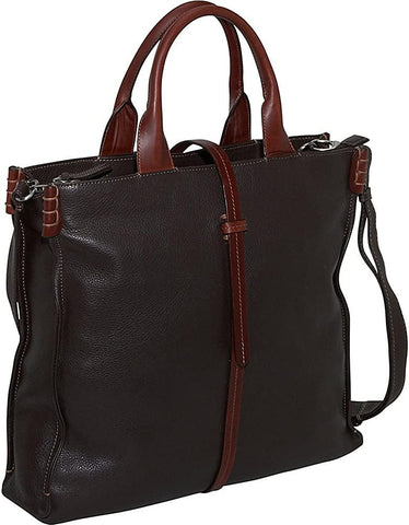 Derek Alexander Leather-Derek Alexander 3 Comp Large Top Zip-bags-packs.com