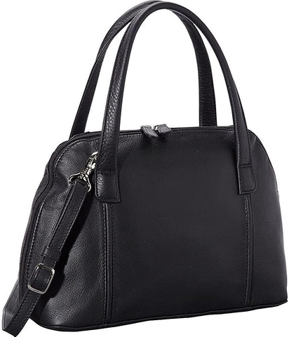 Derek Alexander Leather-Derek Alexander Double Handle Zip Around-bags-packs.com