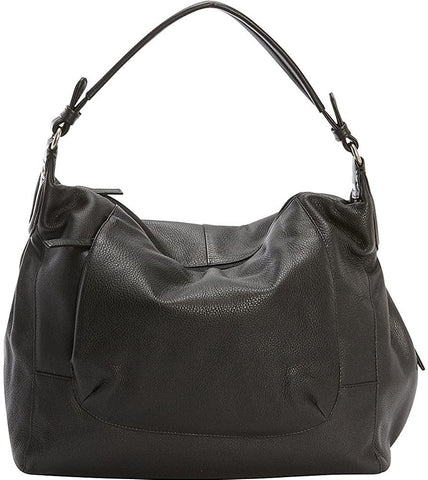 Derek Alexander Leather-Derek Alexander Large Top Zip Shoulder Bag-bags-packs.com