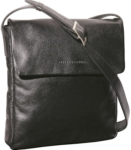 Derek Alexander Leather-Derek Alexander Slim Flap Shoulder-bags-packs.com
