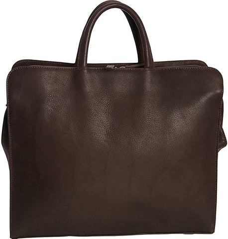 Derek Alexander Leather-Derek Alexander Two Top Zip Fully Organized Tote-bags-packs.com