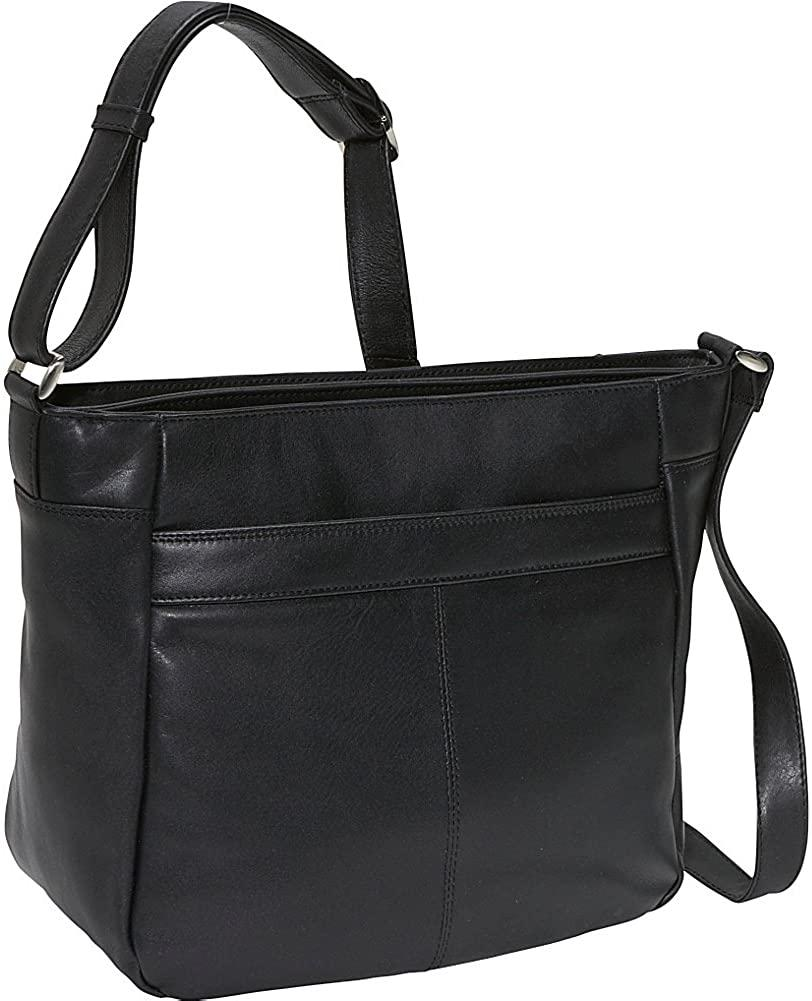 Derek Alexander Leather-Derek Alexander Two top zip organizer-bags-packs.com