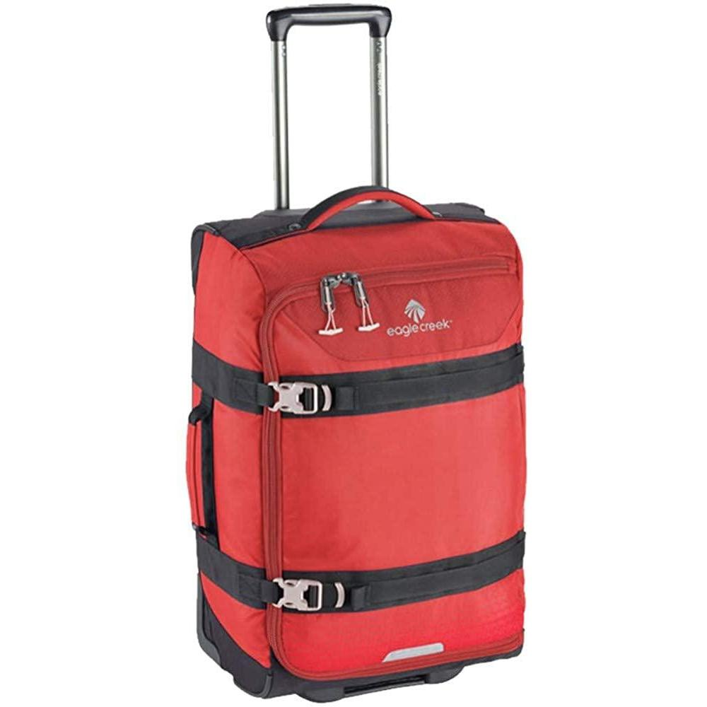Eagle Creek-Eagle Creek Expanse Wheeled Duffel Carry-On Volcano Red-bags-packs.com