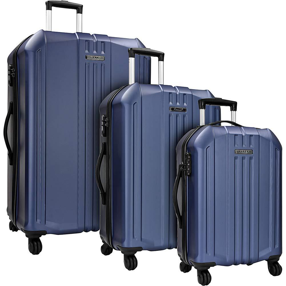 Elite Luggage-Elite Luggage Long Beach 3 Piece Hardside Spinner Luggage Set-bags-packs.com