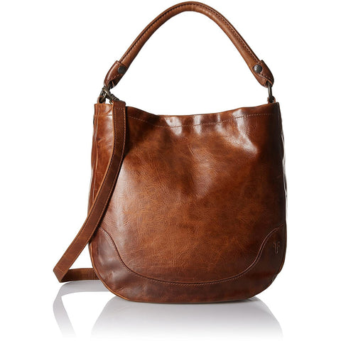 FRYE-Frye Melissa Leather Hobo-bags-packs.com