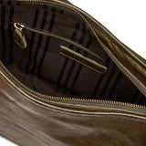 FRYE-FRYE Melissa Zip Leather Small Hobo-bags-packs.com