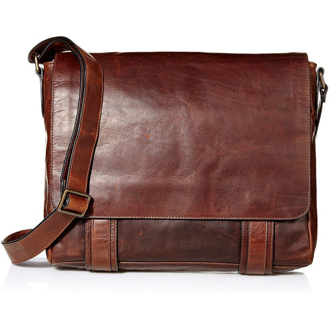 FRYE-FRYE Men's Logan Messenger Bag-bags-packs.com