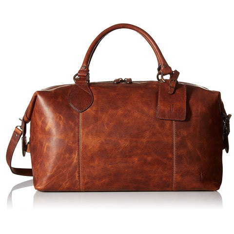 FRYE-FRYE Men's Logan Overnight Duffle Bag-bags-packs.com