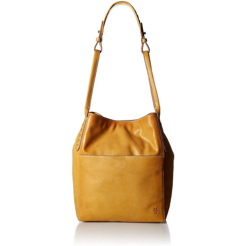 FRYE-FRYE Reed Zip Leather Hobo-bags-packs.com