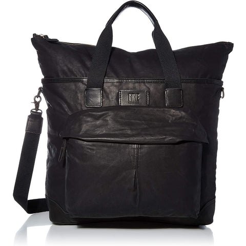 FRYE-FRYE Scout Waxed Canvas Weekender Bag-bags-packs.com