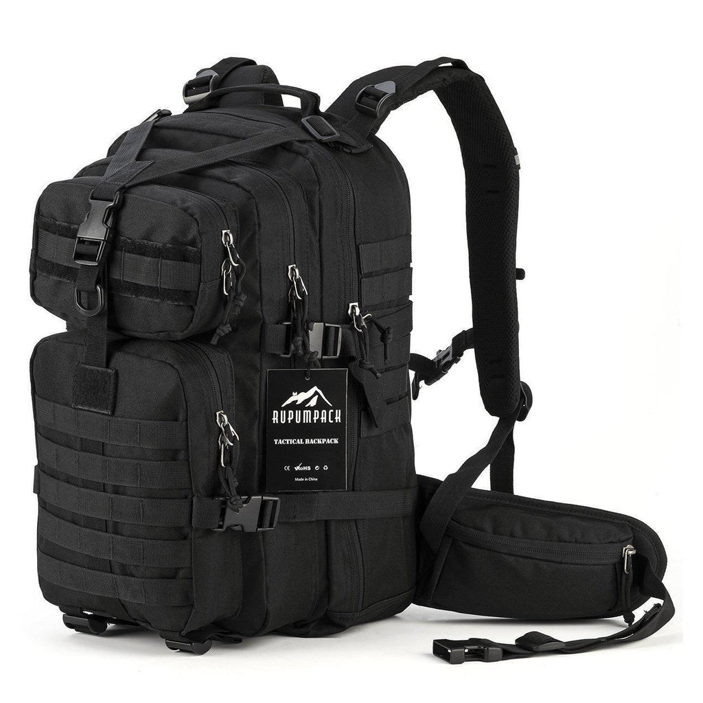 GENERIC-Military Tactical Assault Backpack, Hydration Backpack-bags-packs.com