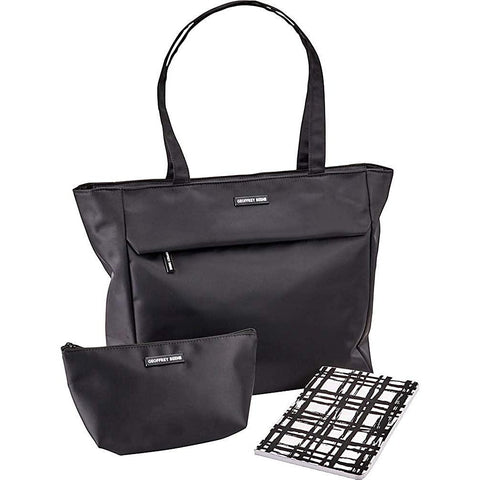 Geoffrey Beene Luggage-Geoffrey Beene Luggage 3 Piece Women's Business Tote Set-bags-packs.com