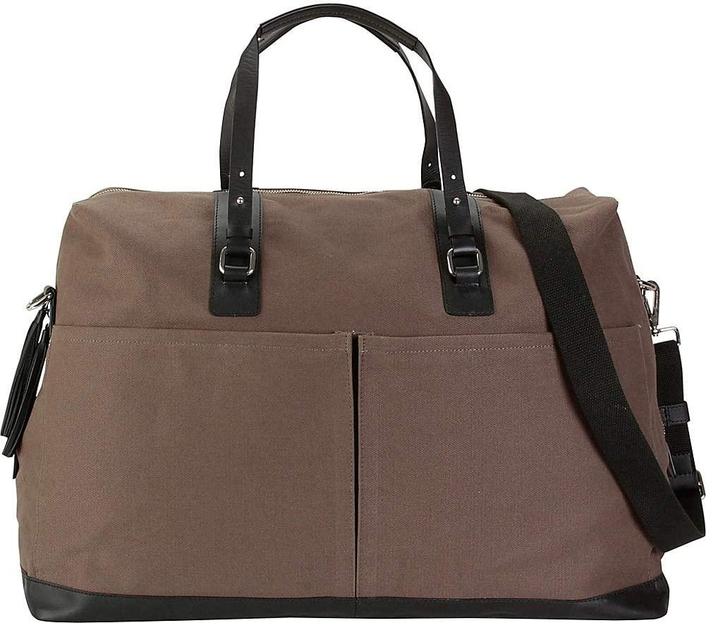 HADAKI-Hadaki Canvas/Leather Weekender-bags-packs.com