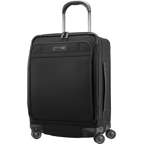 Hartmann-Hartmann Ratio 2 Expandable Softside Luggage with Double Spinner Wheels-bags-packs.com