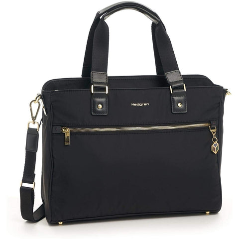 "Hedgren-Hedgren Appeal Large Handbag Briefcase, 14"" Laptop, Hand & Luggage Straps-bags-packs.com"