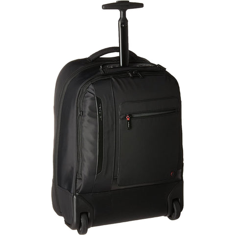 "Hedgren-Hedgren Women's Excitor Backpack On Wheels 17"" with Laptop Sleeve-bags-packs.com"