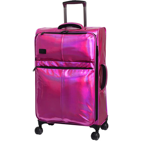"it Girl-it Girl 21.5"" Spellbound 8 Wheel Holographic Lightweight Expandable Carry-on-bags-packs.com"