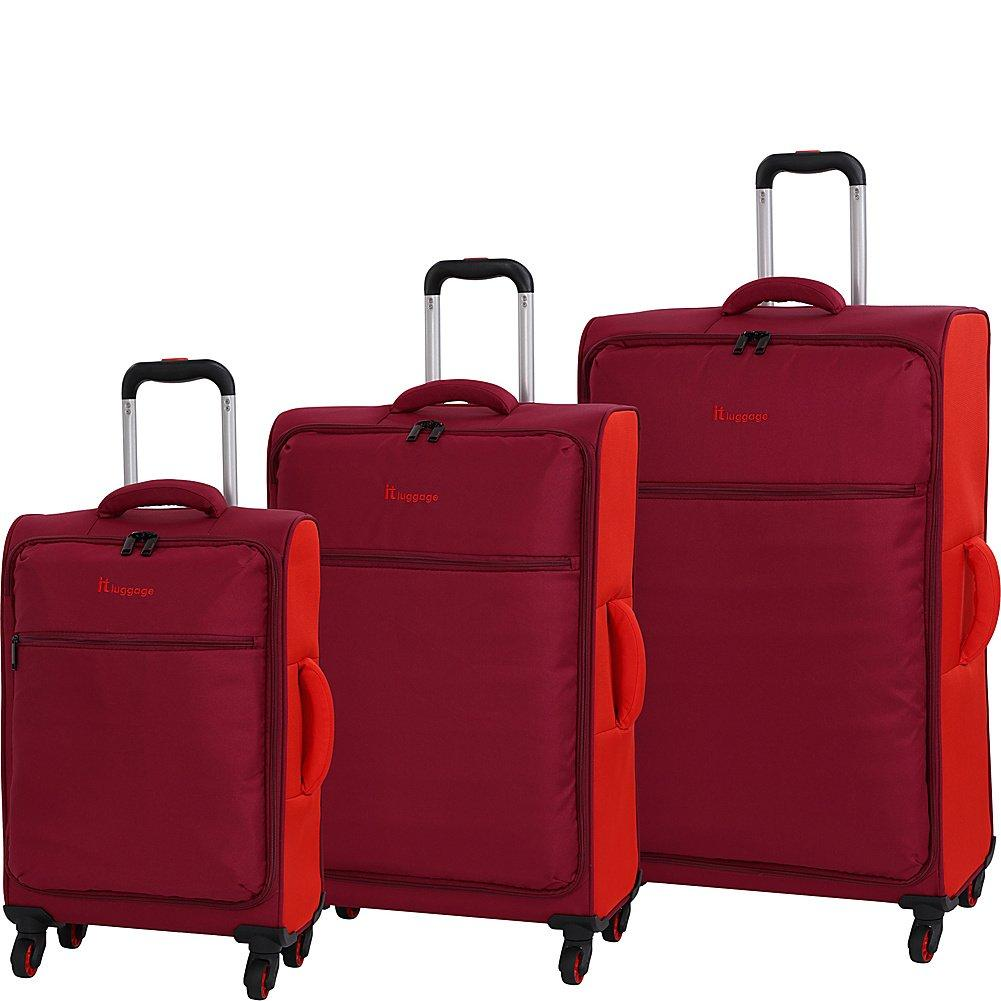 it luggage-it luggage Combination 3 Piece Lightweight Luggage Set-bags-packs.com