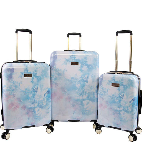 Juicy Couture-Juicy Couture Sadie 3-Piece Hardside Spinner Luggage Set-bags-packs.com