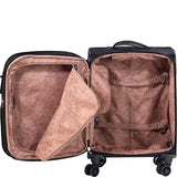 Jump-Jump Solera Expandable Carry-On Spinner Suitcase-bags-packs.com