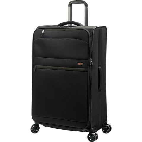 Jump-Jump Triton 30 Inch Large Expandable Checked Spinner Luggage-bags-packs.com
