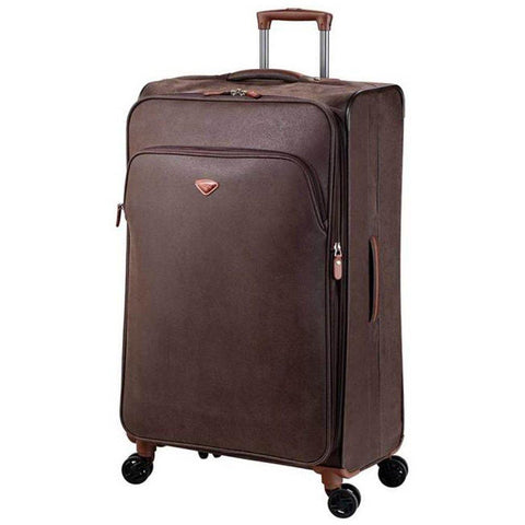 Jump-Jump Uppsala Large Expandable Spinner Suitcase-bags-packs.com
