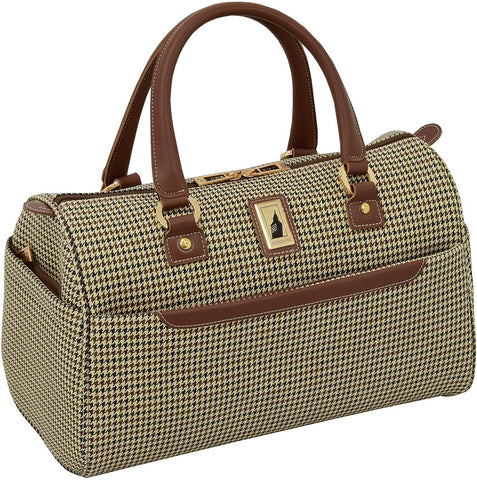 "LONDON FOG-London Fog Cambridge II 16"" Classic Satchel-bags-packs.com"