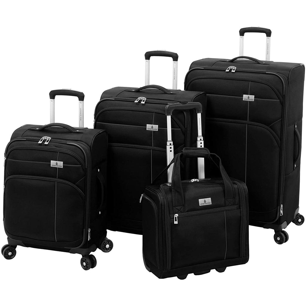 London Fog-London Fog Cranford 4 Piece Set-bags-packs.com