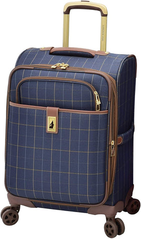 LONDON FOG-London Fog Kensington II Expandable Spinner-bags-packs.com