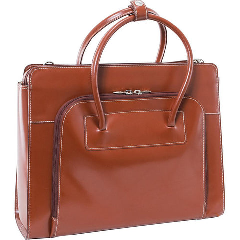 "MCKLEIN USA-MCKLEIN USA W Series Lake Forest 15"" Leather Women's Business Case. 7 Colors-bags-packs.com"
